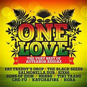 One Love : The Very Best Of Aotearoa Reggae (2CD) - Beste Drop