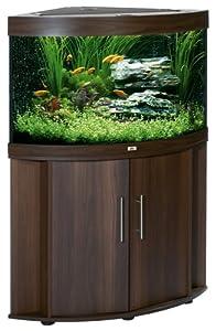 Juwel Aquarium Stands » Trigon 190 » Cabinet Dark Wood » 190SB