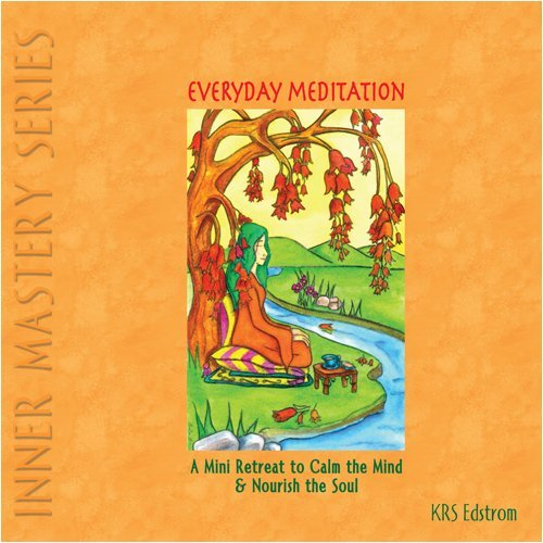 Everyday Meditation: A Mini Retreat to Calm the Mi by Krs Edstrom (2009-01-01)