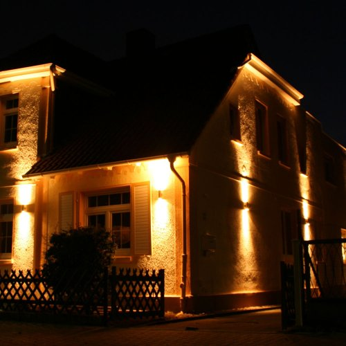 s`luce Steel 2.5 Wandlampe 2x9W, Edelstahl KH165A-2 - 4