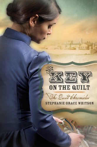 e-Books Box: The Key on the Quilt (The Quilt Chronicles) by Whitson, Stephanie Grace (2012) Paperback