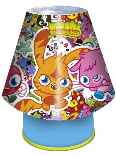 Image of Moshi Monsters Moshlings Kool Lamp