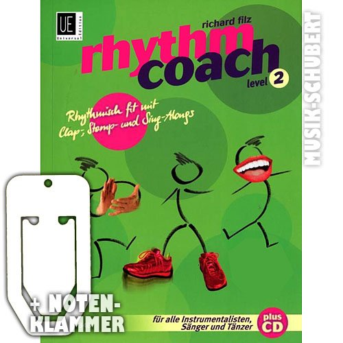 rhythm-coach-level-2-cd-inkl-praktischer-notenklammer-rhythmisch-fit-mit-clap-stomp-und-sing-alongs-