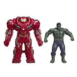 Avengers: Infinity War – Hulk Out Hulkbuster (Personaggio Action Figure con Armatura), E0568103