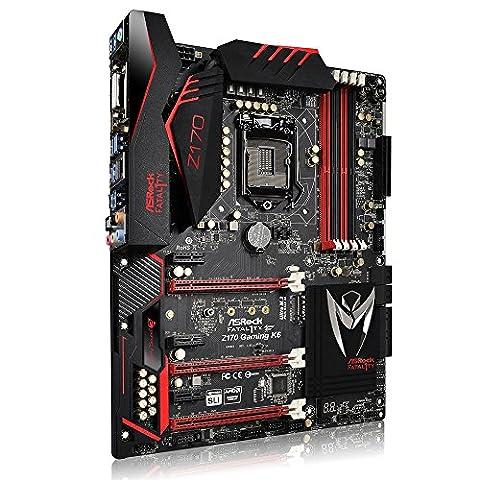 ASRock Fatal1ty Z170 Gaming K6 Carte mère Intel ATX Socket LGA 1151
