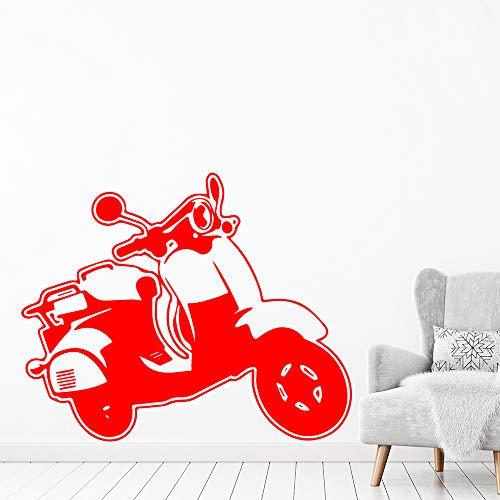 YuanMinglu Autobatterie Gravur Moderne Wandaufkleber Wandkunst Aufkleber Zitat Vinyl Aufkleber Kinderzimmer Kinderzimmer Wanddekoration 28X34CM