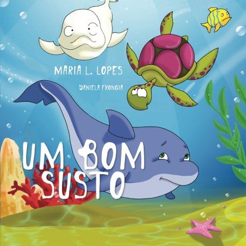 Um Bom susto: Livro para criança