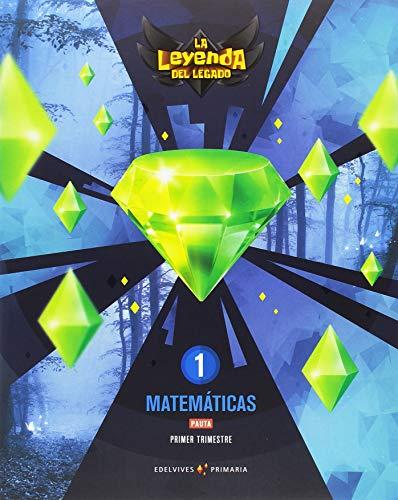 Matemáticas 1º  Pauta Trimestres  Generico