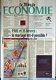Telecharger Livres MONDE ECONOMIE LE du 21 11 2000 LES ENJEUX EUROPE 2003 C EST LA DATE A LAQUELLE LA POLOGNE DOIT REJOINDRE L UNION LES INITIATIVES CAMEROUN LES RECETTES DES INSTITUTIONS INTERNATIONALES SEMBLENT FAIRE MOUCHE AU CAMERON LES RENDEZ VOUS DE L EMPLOI ET DU MANAGEMENT LES FEMMES SONT DE PLUS EN PLUS NOMBREUSES A CREER LEUR ENTREPRISE GENERALEMENT UNE PETITE STRUCTURE DANS LE SECTEUR DES SERVICES 1 4 C EST LE POURCENTAGE DE PERIODES DE COTISATION QUE LA CAISSE NATIONA (PDF,EPUB,MOBI) gratuits en Francaise