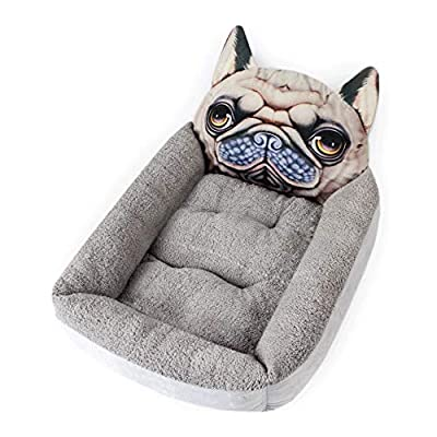 GWM Animal Nest, Pet Bed Cartoon Nest, Three-dimensional Kennel Mat from GWM