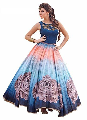 Kiteshop Women\'s Multi Choice Gown Collection (Multi_KGG-26)