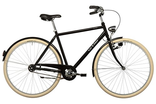 Ortler Detroit Limited - Bicicleta holandesa hombre - negro 2017 Bicicleta urbana