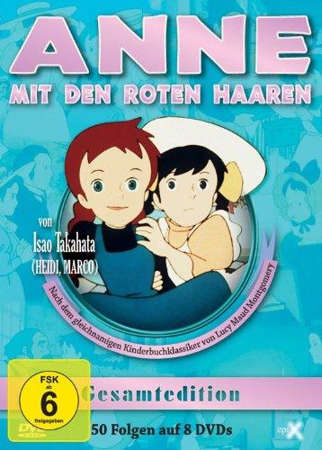 Anne mit den roten Haaren - Gesamtedition [8 DVDs]