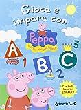 Gioca e impara con Peppa Pig. Hip hip urrà per Peppa! Con adesivi. Ediz. illustrata