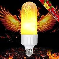 Specifiche principaliTensione di ingresso: ac85V-265V, 50-60HzTipo di prodotto: Lampadine LED effetto fiammaTipo di base: E27Sorgente luminosa: SMD 2835Epistar chip 105pcsForma: tubolareMateriale di Shell: PC (resistenza di 105℃)Ten...