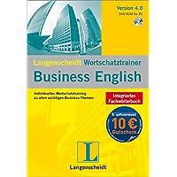 Business Englisch Wortschatztrainer 4.0