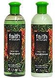 Faith In Nature Aloe Vera Shampoo 400ml & Conditioner 400ml Duo