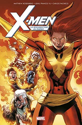 X-Men - La Résurrection du Phénix par Matthew Rosenberg