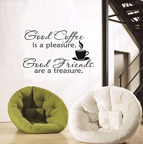 Cchpfcc Haben Sie Eine Tasse Kaffee Aufkleber Shop Küche Dekorationen Diy Home Aufkleber Vinyl Art Room Mural ()
