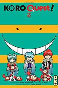 Koro Quest! Edition simple Tome 2