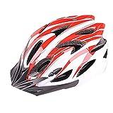 Gusspower Fahrradhelm, Unisex Erwachsenen Leichtgewicht Schutzhelm Fahrrad Helm mit 21 Belüftungsöffnungen, abnehmbare Visier und Einstellbares Radsystem Fur Herren Damen (D)
