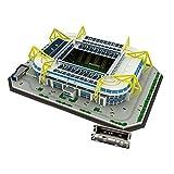 TKFY WM-Zusammenstellung Puzzle Signa Iduna Park Stadium 3D-Modell Fußball-Fans Erinnerungsstücke Geschenk Spielzeug Für Die Entwicklung Von Kindern Interessen Zu Fußball