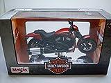 Harley Davidson Modell, 2012 Night Rod Special (33), Maisto Motorrad 1:18