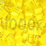 500 Stück Abzweigverbinder / Schnellverbinder / Stromdieb gelb 2,5 - 6,0 qmm