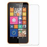 Zooky® Premium Protezione dello schermo in Vetro temperato per Nokia Lumia 630 / 635 cristallino