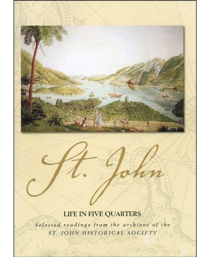 st-john-life-in-five-quarters-english-edition