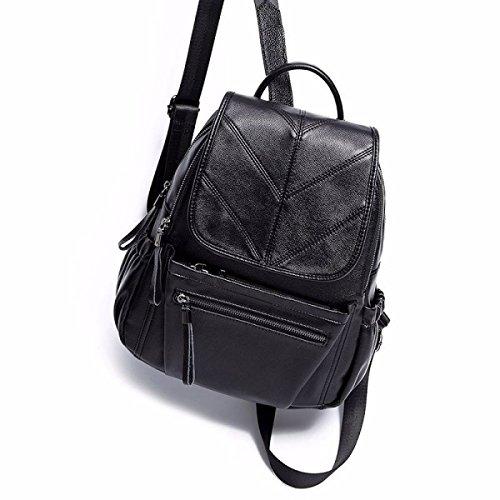 Joker Star Mit Der Umhängetasche Student Tasche Rucksack Tasche Frauen Black