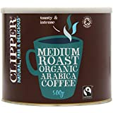 Clipper Organic Medium Roast Arabica Coffee 500 g