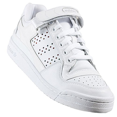 adidas Forum RS - G50810 - Farbe: Weiß - Größe: 45.3 (Forum Schuhe Adidas)