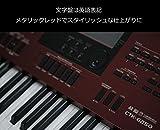 Casio CTK-6250 Clavier Rouge