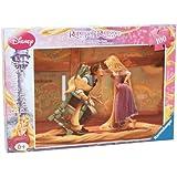 Ravensburger - 10829 - Puzzle Enfant Classique - Disney Princesses Raiponce - 100 Pièces XXL