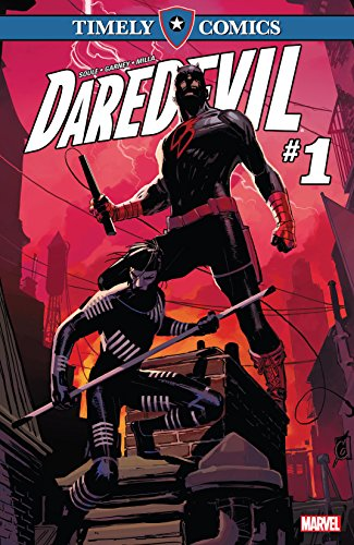 Timely Comics: Daredevil #1 (Timely Comics (2016)) (English Edition)
