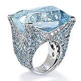 Bague antique de fiançailles avec des diamants naturels rubis naturels pour femmes...