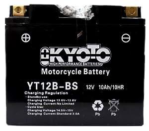 BATTERIE MOTO YT12B-BS KYOTO