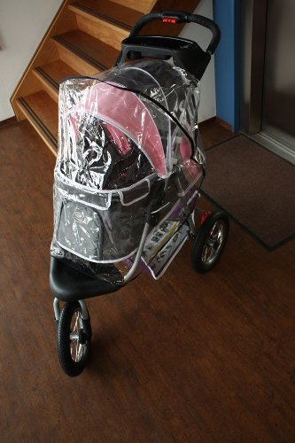 InnoPet® Buggy/Regen und Wind Proof, Universal Transparent