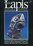 Lapis. Mineralien Magazin. Nr. 9/2001 (enthält: Steckbrief Dumortierit; Porkura - ein klassischer Amethystfundort in Rumänien u..a.)