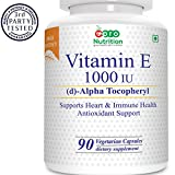 Vitamin E Supplements Review and Comparison