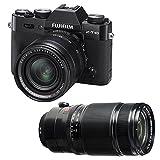 Fujifilm x-t10schwarz + 18–55+ 50–140