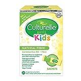 Culturelle Kids Natural Fibre Dietary Supplement, 20 Single Sachets