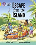 Escape from the Island: Band 09/Gold (Collins Big Cat)