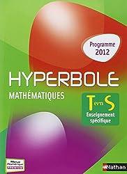 Hyperbole Terminale S spécifique