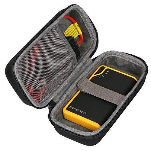 Hard custodia Borse Viaggio per DBPOWER 8000mAh 300A Jump Starter Avviatore di Emergenza per Auto di co2CREA(travel case)