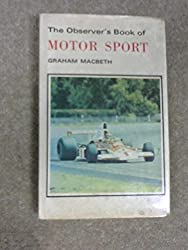 Observer's Book of Motor Sport (Observer's Pocket S.)
