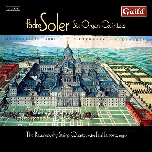 Soler:Six Organ Quintets