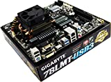 AMD FX-4300 Quad Core 3.80GHz - Gigabyte GA-78LMT-USB3 HDMI Motherboard - 16GB DDR3 RAM Bundle