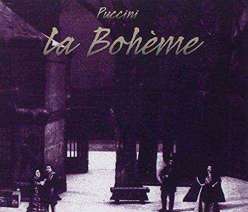 Preisvergleich Produktbild La Boheme - Zwei legendäre Aufführungen (New York 1940 und 1948)